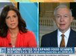 Soledad O'Brien Grills Jeff Sessions Over Cutting Food Stamps (VIDEO)