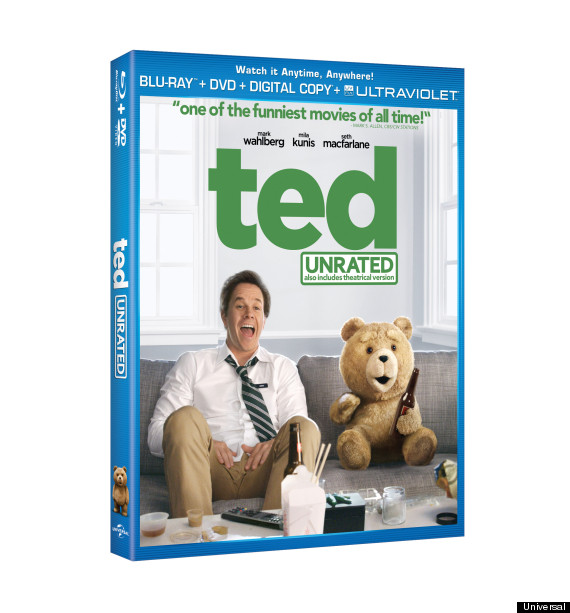 ted blu ray