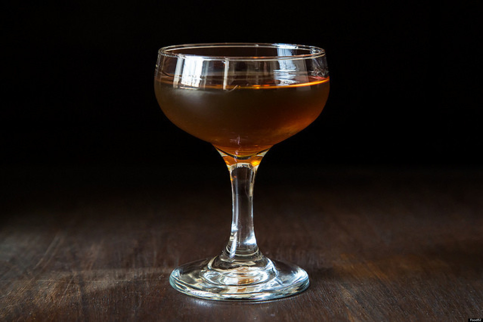 Manhattans by the glass or pitcher huffpost for Manhattan cocktail