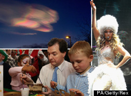 Pictures Of The Day Live: 12th December 2012