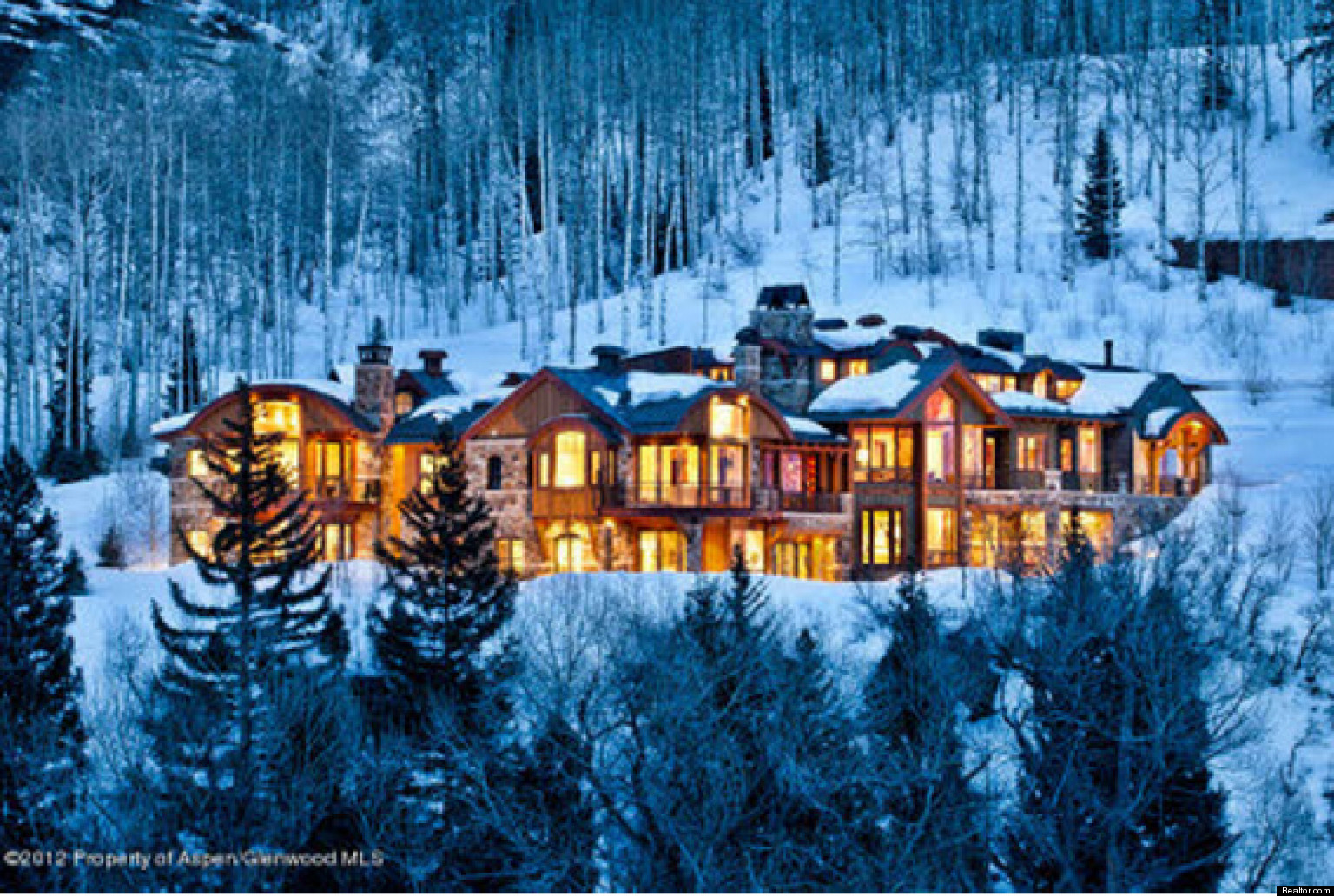 Top 10 most expensive homes in colorado in 2012 according for Top ten home builders