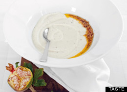 Recipe Of The Day: Creamed Cauliflower Soup