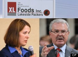 XL Foods, The Huffington Post Alberta's Newsmaker Of The Year