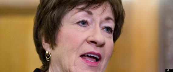 Susan Collins Inmigración
