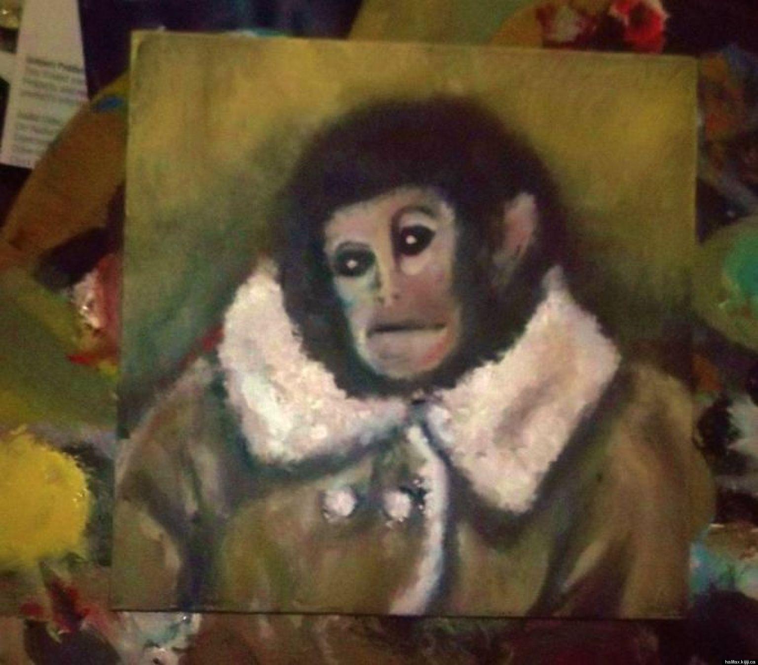 ikeas homonkulus ikea monkey painting channels botched