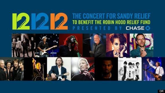 121212 concert