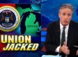Jon Stewart Knocks 'Right To Work' In Michigan: 'It's Really A Right To Work AROUND The Unions' (VIDEO)