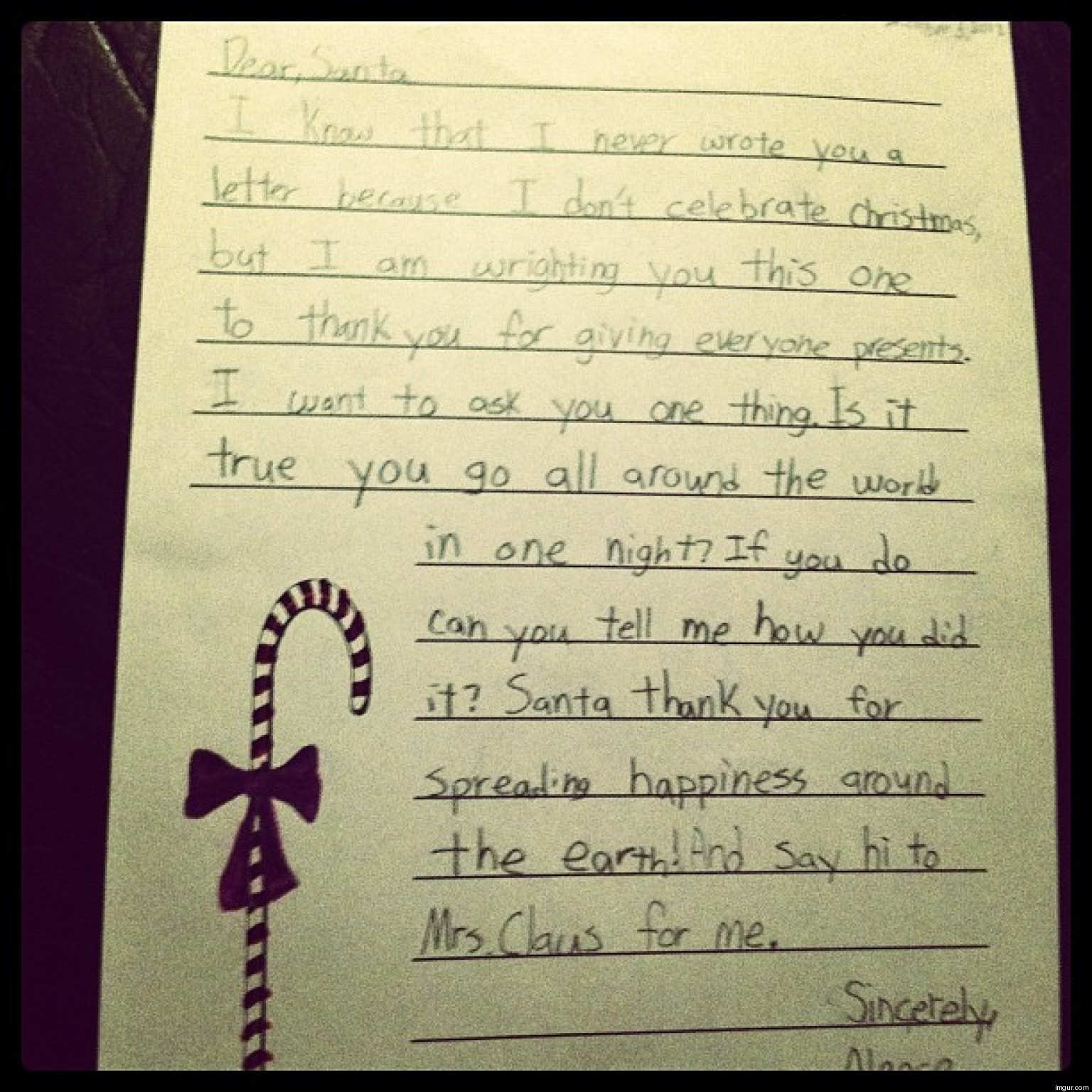 What To Say In A Christmas Letter from i.huffpost.com