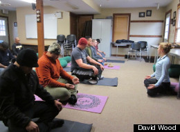 U.S. Military Embraces Yoga To Ease War's Physical, Emotional Wounds
