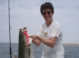Rachel Maddow Fishing
