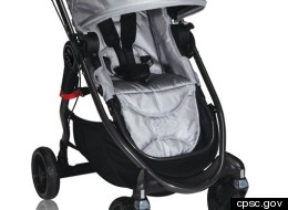 Strollers Recalled Because Of Falling Hazard