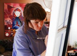 Lise: l'art contre la schizophrénie