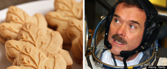 HADFIELD SPACE FOOD