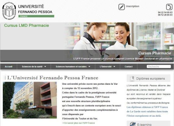 universite portugal