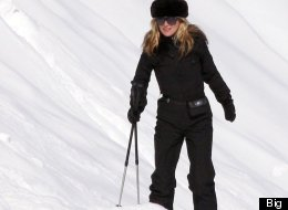 Celebs In The Snow (PHOTOS)