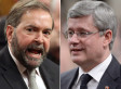 Poll Puts NDP On Conservatives' Tail As Harper Government Approaches Midpoint Of Mandate