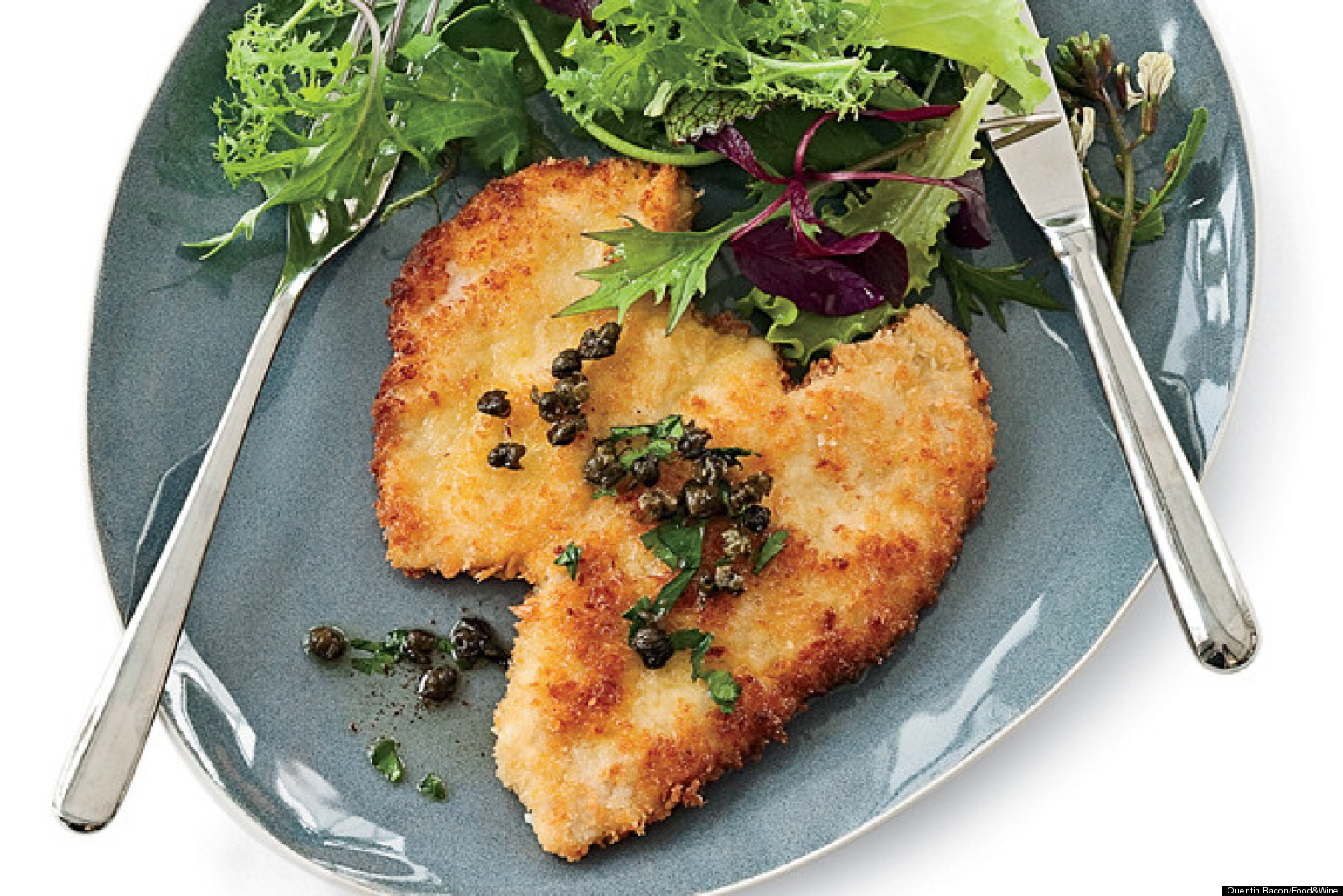 Recipe Of The Day: Chicken Schnitzel | HuffPost