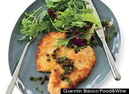 Recipe Of The Day: Chicken Schnitzel