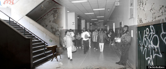 CASS TECH NOW AND THEN
