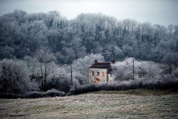 frezzing frost