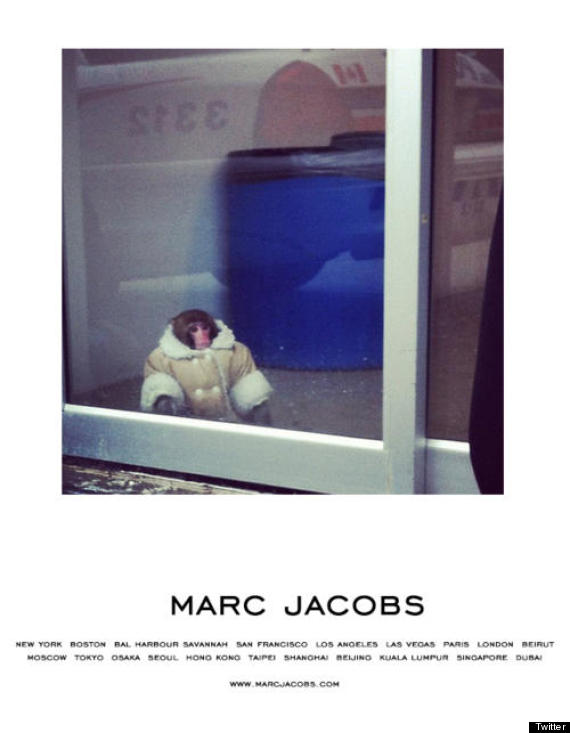 ikea monkey marc jacobs