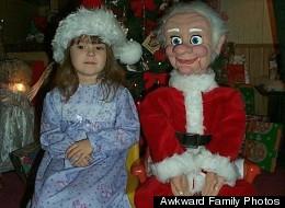LOOK: 15 Painfully Awkward Holiday Photos