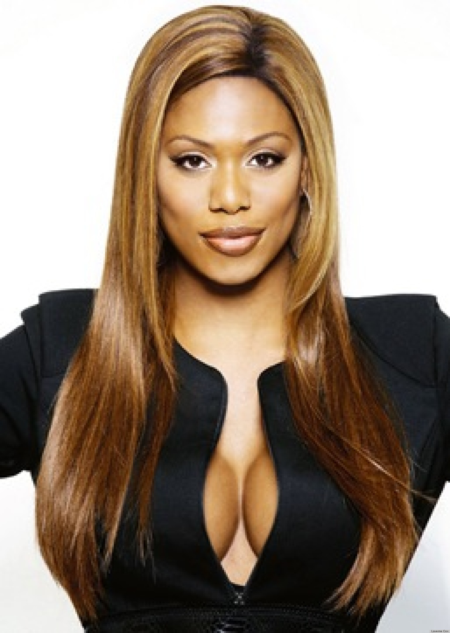 Gorgeous New Season Nail Art Ideas: Laverne Cox, Actress And Trans Activist, Discusses Her New