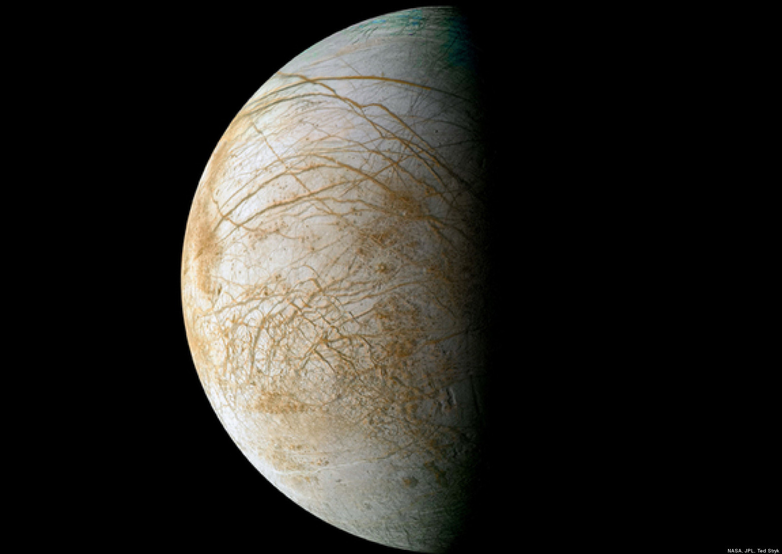 NASA Eyes Mission To Europa To Gauge Habitability Of Icy ...