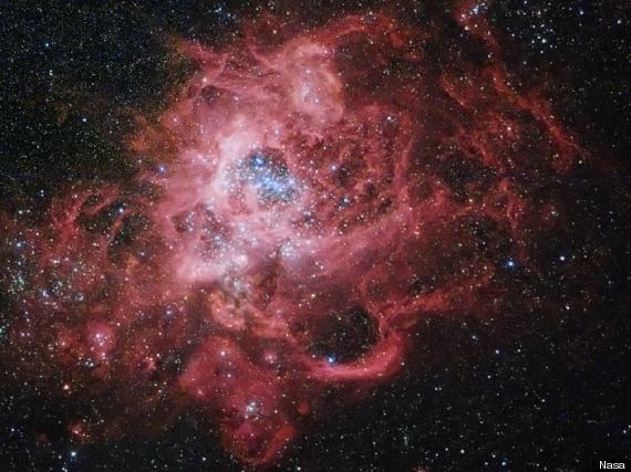 giant stellar nursery
