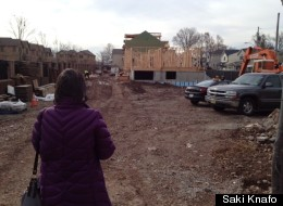 Developers Build New Homes In A Neighborhood Where Sandy Wreaked Havoc