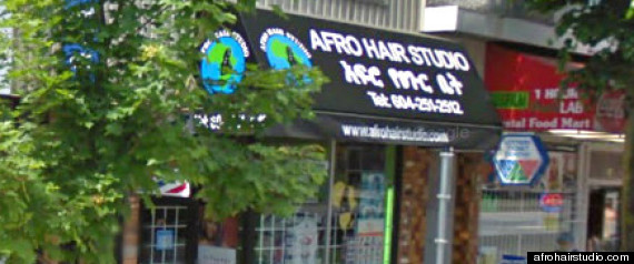 AFRO HAIR STUDIO