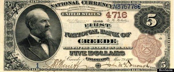 OLD BILLS CIVIL WAR BANK NOTES AUCTION