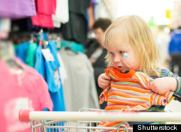 17 Stress-Less Ways To Shop With Kids