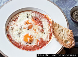 Recipe Of The Day: Baked Eggs In Tomato Sauce