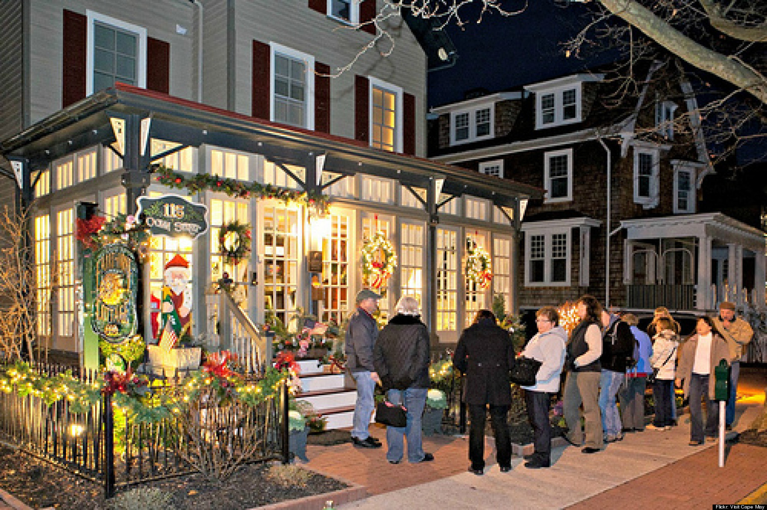 Best Christmas Decorations In Northern Nj : Celebrate the holidays on jersey shore kathleen beckett