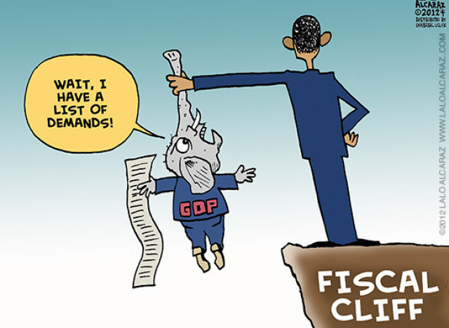 fiscal cliff elephant