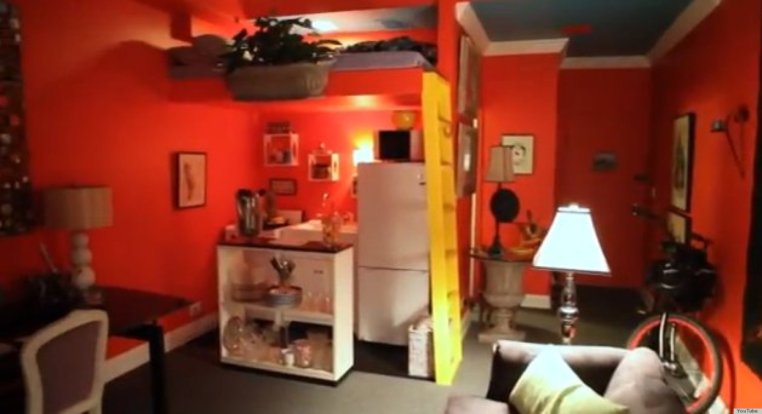 Small Space Ideas This Designer Makes His 225 Square Foot