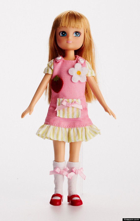 english country garden lottie doll