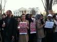 White House Vigil: Dozens Plead With Obama For Gun Control Action