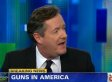Piers Morgan Deportation Petition Posted To White House After His Gun Control Rants