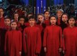 SNL Silent Night Children's Choir Opens Show