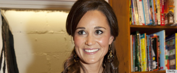 PIPPA MIDDLETON JOB