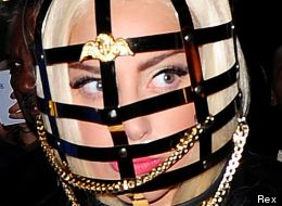 Gaga Doesn't Want You To Poke Her Face