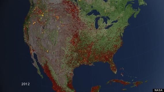 2012 wildfire season