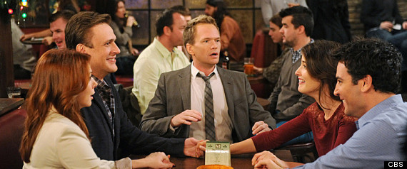HOW I MET YOUR MOTHER CARTER BAYS