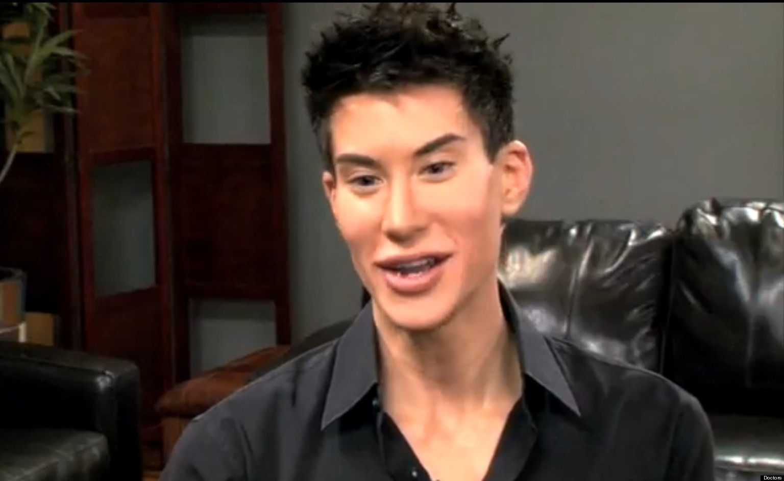 Justin - The Human Ken Doll; Plastic Surgery and Artistry