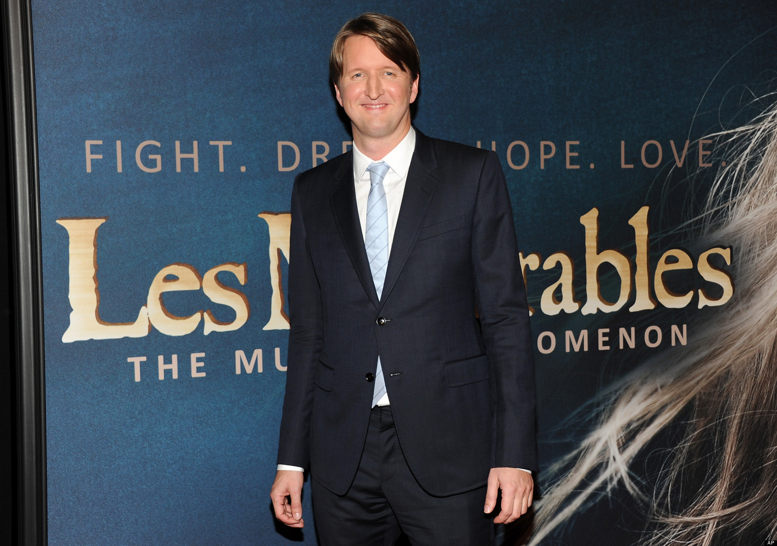 Tom Hooper 'les Misérables'