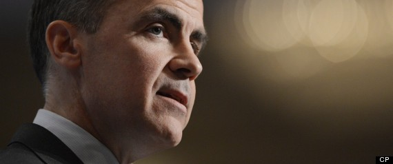MARK CARNEY LIBERAL LEADERSHIP NGDP TARGETING