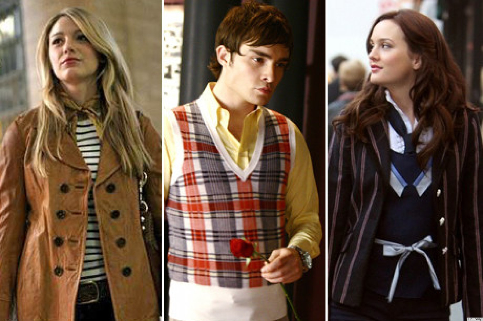 gossip girl' series finale: a look back at the fashion from all 6