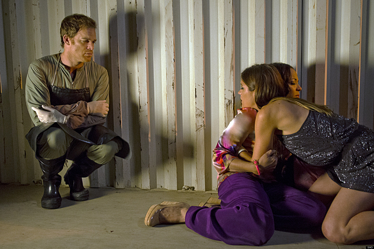 dexter and deb dating Oct 1, 2016 marked the 10th anniversary for the showtime serial killer drama 'dexter' find out where these 14 cast members are now.